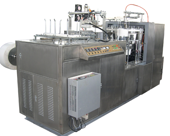 Factory supplied Automatic Disposable Cup Wrapping Machine - LBZ-LE Double Sides PE Coated Paper Bucket Machine – Luzhou