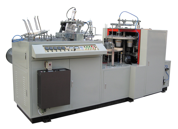 LBZ-LD Double Sides PE Coated Paper Bowl Forming Machine