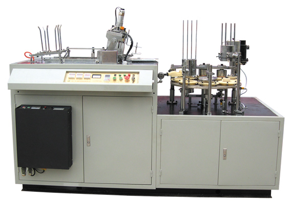 OEM/ODM Supplier Disposable Plate Making Machine - LBZ-LH Automatic Direct Paper Sleeve Forming & Wrapping Machine – Luzhou