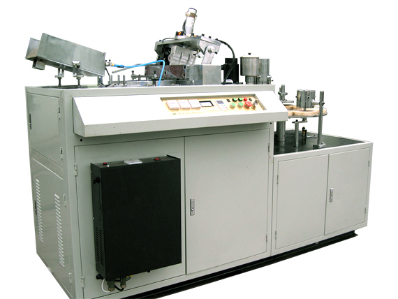 Ordinary Discount Automatic Ice Cream Paper Bowl Machine - LBZ-LS Corrugated Out-Sleeve Forming Machine – Luzhou
