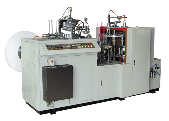 Leading Manufacturer for Paper Tray Forming Machine - LBZ-LB Double Sides PE Coated Paper Cup Forming Machine – Luzhou