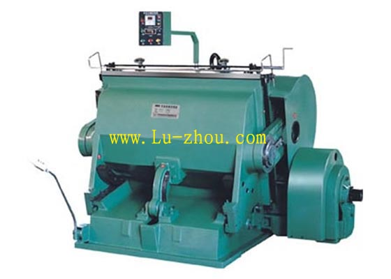 Big discounting Carton Corrugated Sheet Cutting Machine - MLCB930  Creasing and Cutting Machine – Luzhou