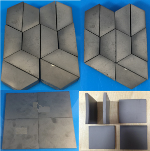 Corrosion and Wear Ceramic Tiles, Blocks