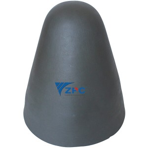 Silicon carbide ceramic separator