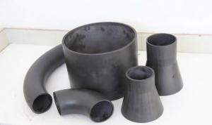 SiC bushing, plates, liners and rings