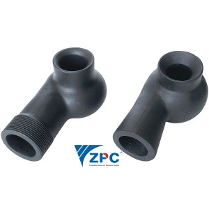 Top Suppliers Oem Fuel Oil Burner Spray Nozzle - Desulphurizing and dedusting nozzle – ZhongPeng