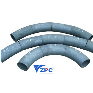 Good Quality Tube Condenser - Anti-Corrosion and anti-abrasion elbow – ZhongPeng