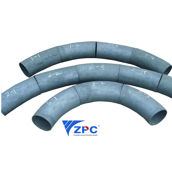 Factory Free sample Small Gas Boiler - Anti-Corrosion and anti-abrasion elbow – ZhongPeng