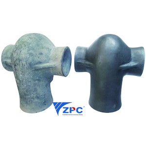 Quality Inspection for Cutting Torch - DN100 Gas Scrubbing nozzle  SPR series – ZhongPeng