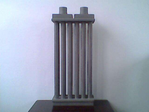 Silicon carbide ceramic heat exchanger