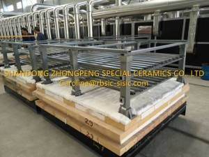 Silicon carbide Beams