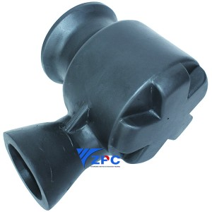 FGD Absorber Nozzles -Coal power plant desulfurization environmental protection SiC FGD nozzles