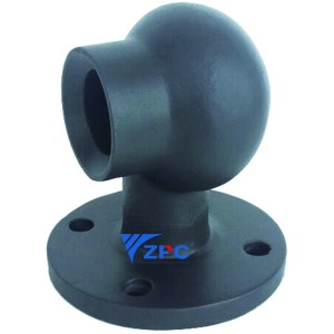 Silicon Carbide Nozzle factory