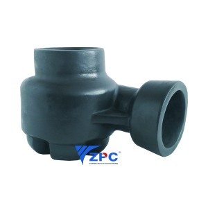 Scrubber Nozzles Manfacturer of SiC Absorber Spray Nozzle with Good Quality