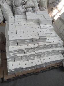 92% Alumina tiles and pipe Linings – ceramic lined wear-resistant pipe