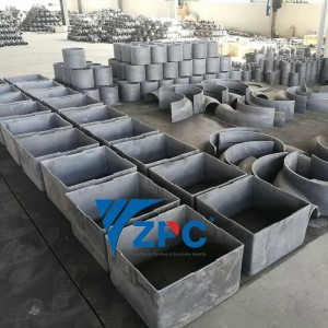 Silicon Carbide Crucibles saggers- Application in the processing of high temperature corrosive powders