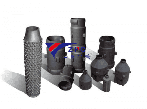 Silicon carbide kiln burner nozzles manufaturer