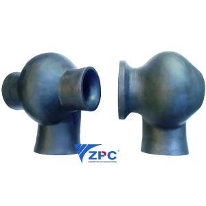 Silicon carbide Flue Gas Desulphurization Spray nozzle factory/manufacturer