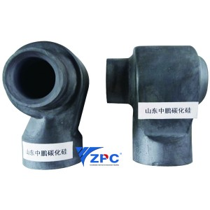 Factory Cheap Hot Vortex Flowmeter - DN100 single direction vortex nozzle BT series – ZhongPeng