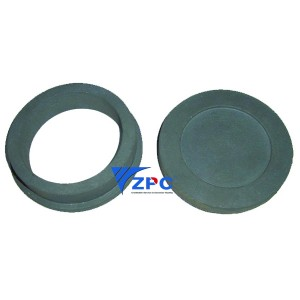 Good User Reputation for Electrostatic Powder Coating Machine - Silicon carbide wear-resistant parts – ZhongPeng
