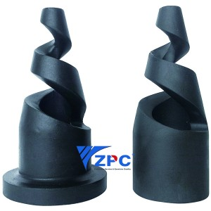 Factory Outlets Stove Burner - solid cone spray nozzle – ZhongPeng