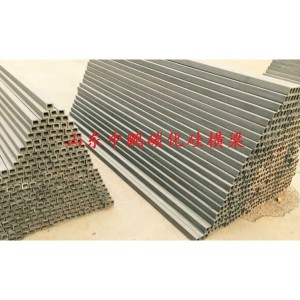 Reaction-bonded silicon carbide Beam
