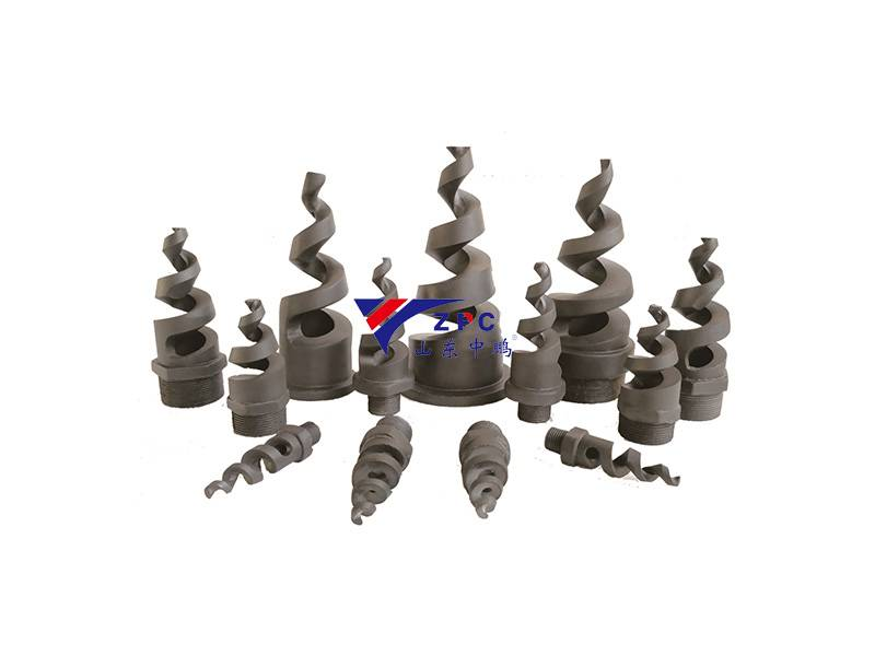 Silicon Carbide Full Cone Sprial nozzle Featured Image