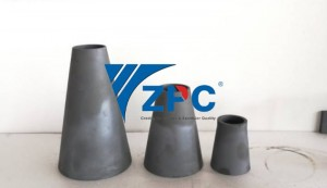 Silicon Carbide RBSC Apex and pipe manufacturer