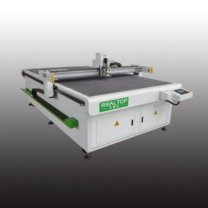 Carpet Floor Mat CNC Cutting Machine- Fixed Table