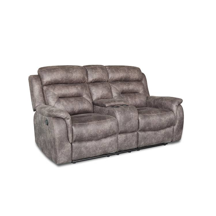 OEM/ODM Factory Corner Fabric Recliner loveseat -