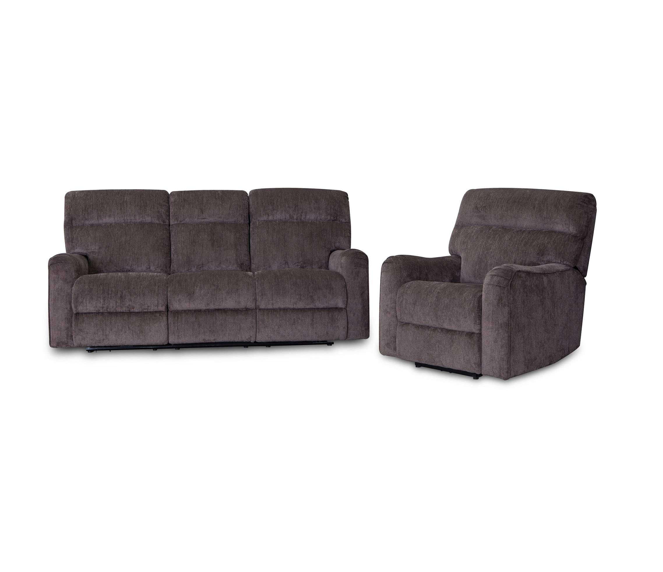 Remote control functional modern fabric recliner sofa