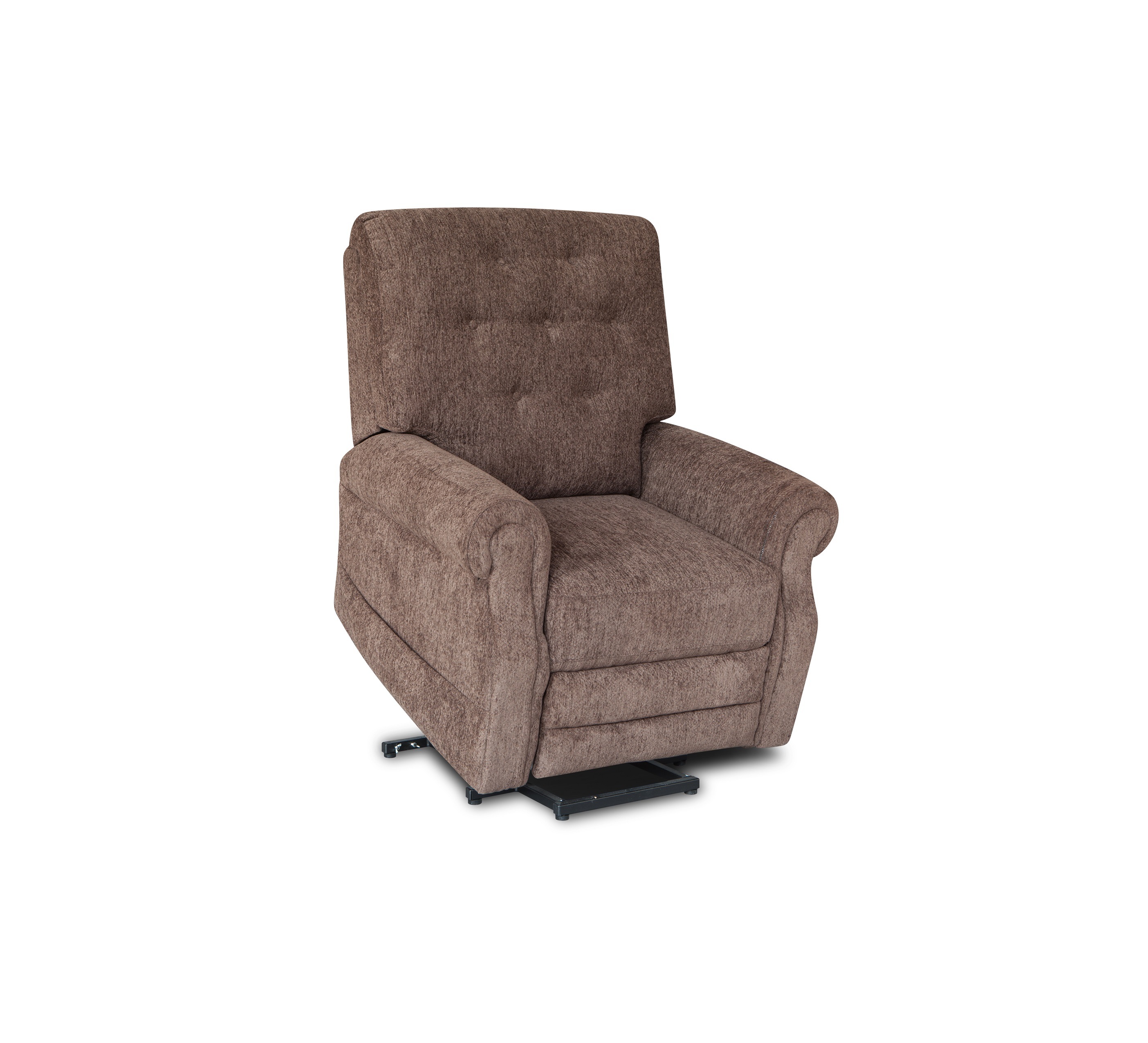 Factory supply functional fabric single lift recliner sofa