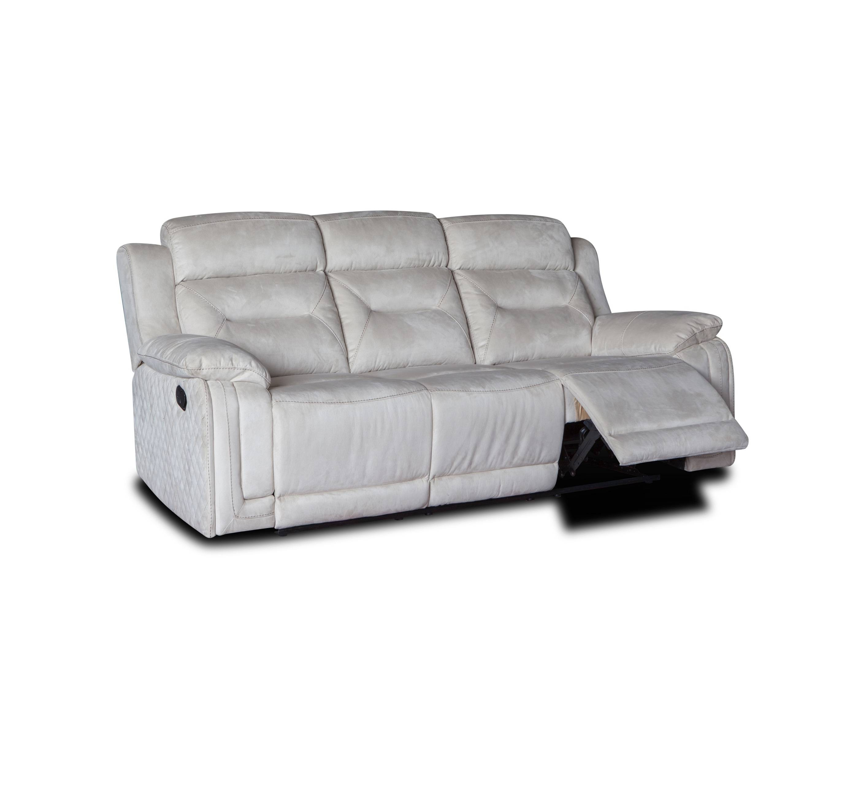 Living room leather zero gravity furniture recliner sofa