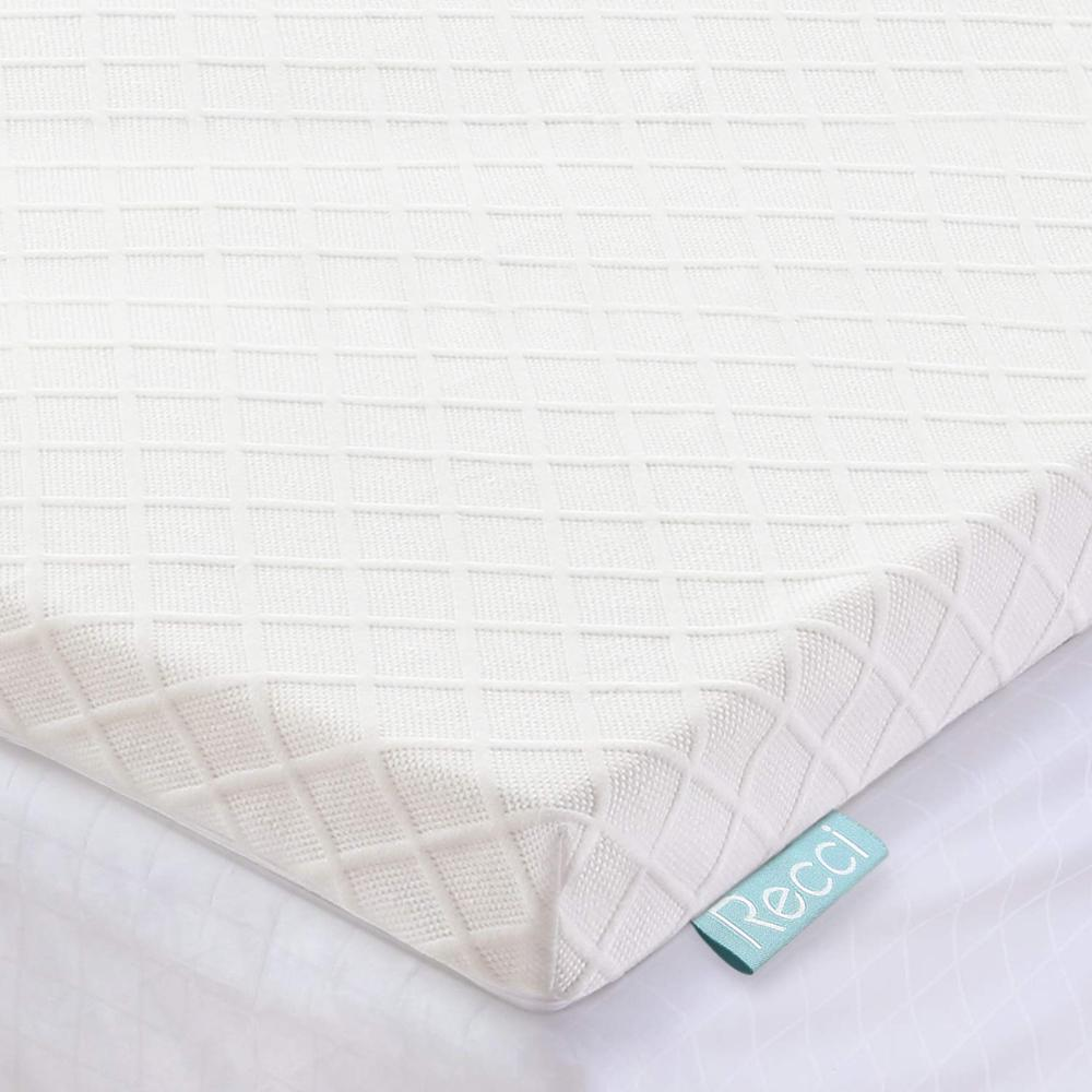 Factory supply comfort gel memory foam mattress topper
