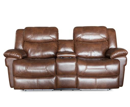 Modern living room luxury relax leather electric recliner sofa