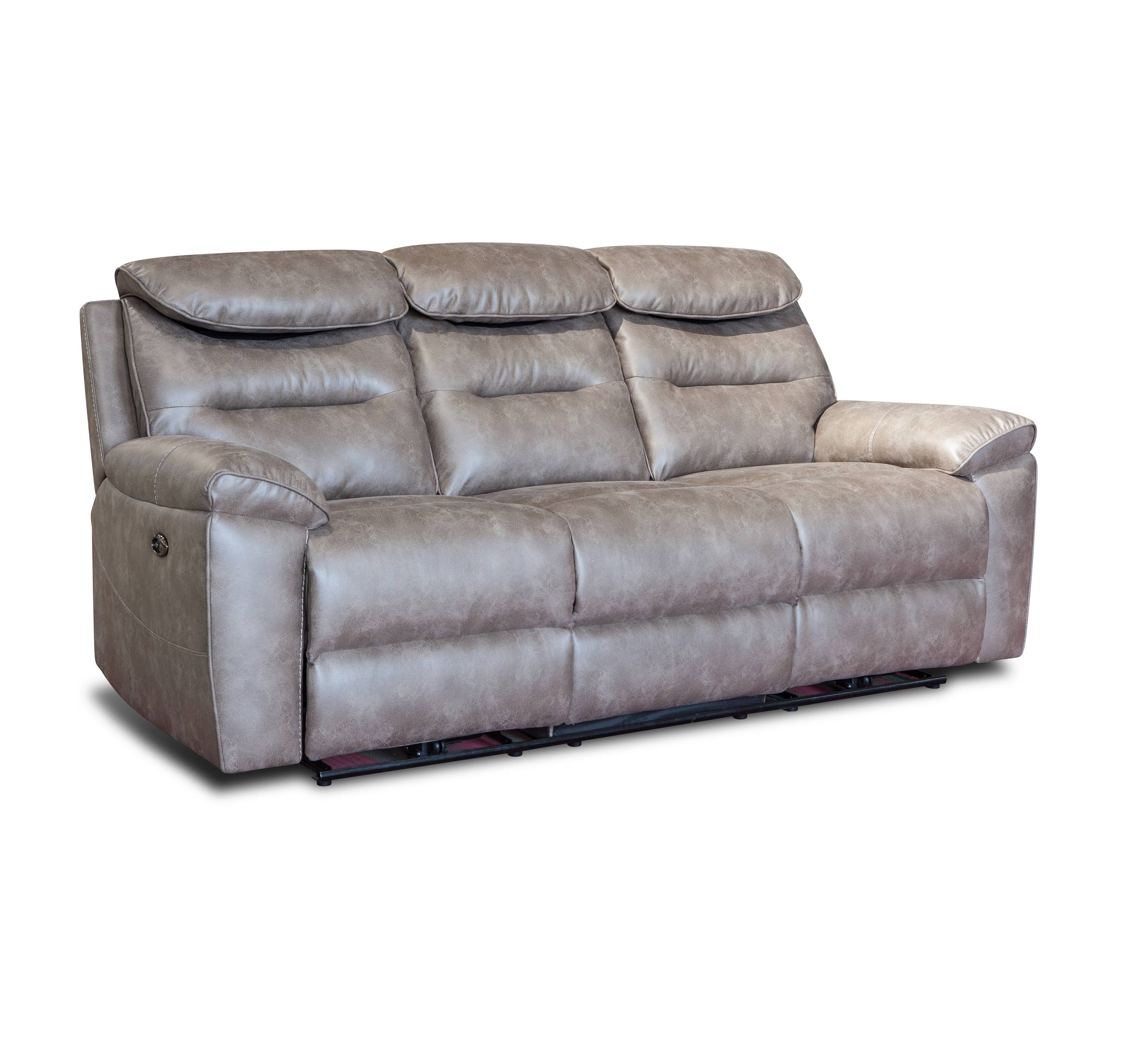 Italy lazy boy relaxing leather recliner electric sofa