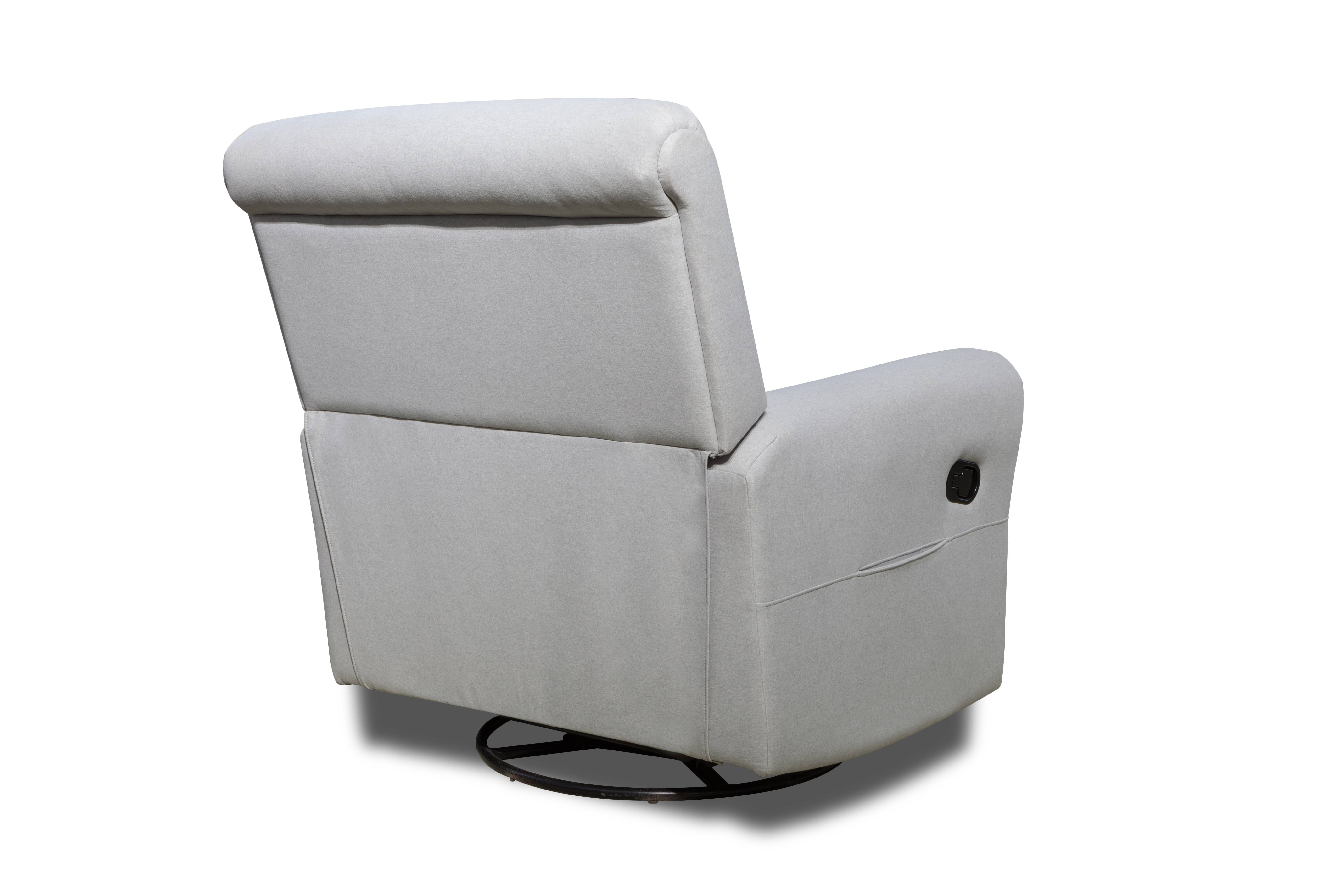 Special Design for White Leather Recliner Sofa -