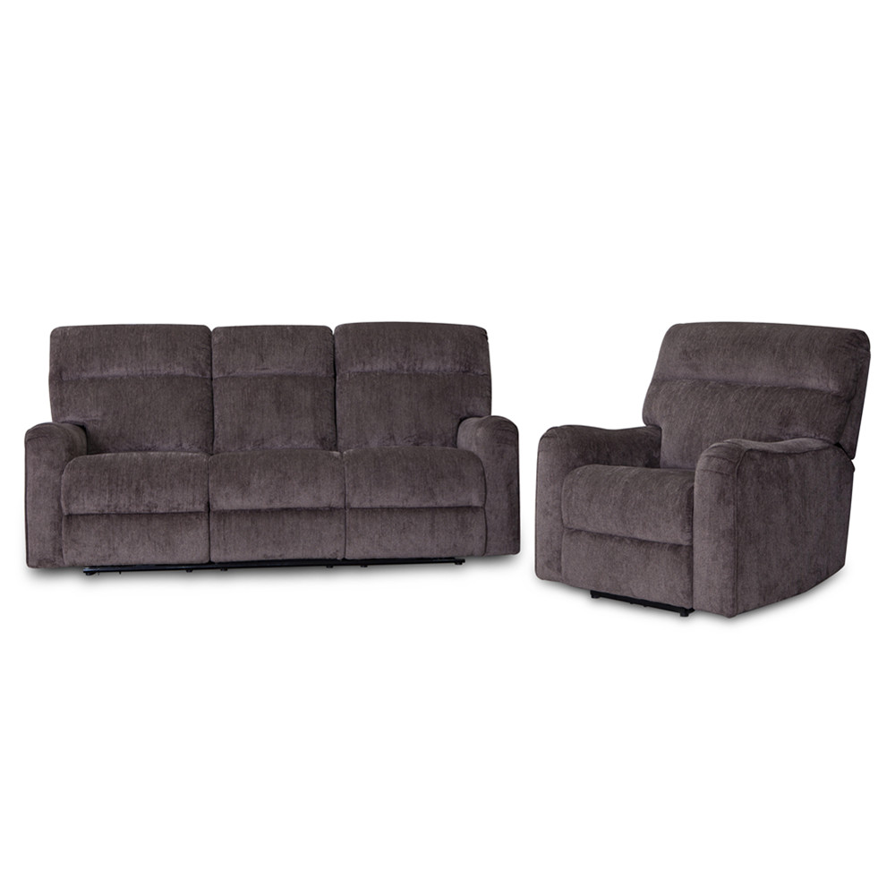 Home furniture American style modern  fabric reclining sofa