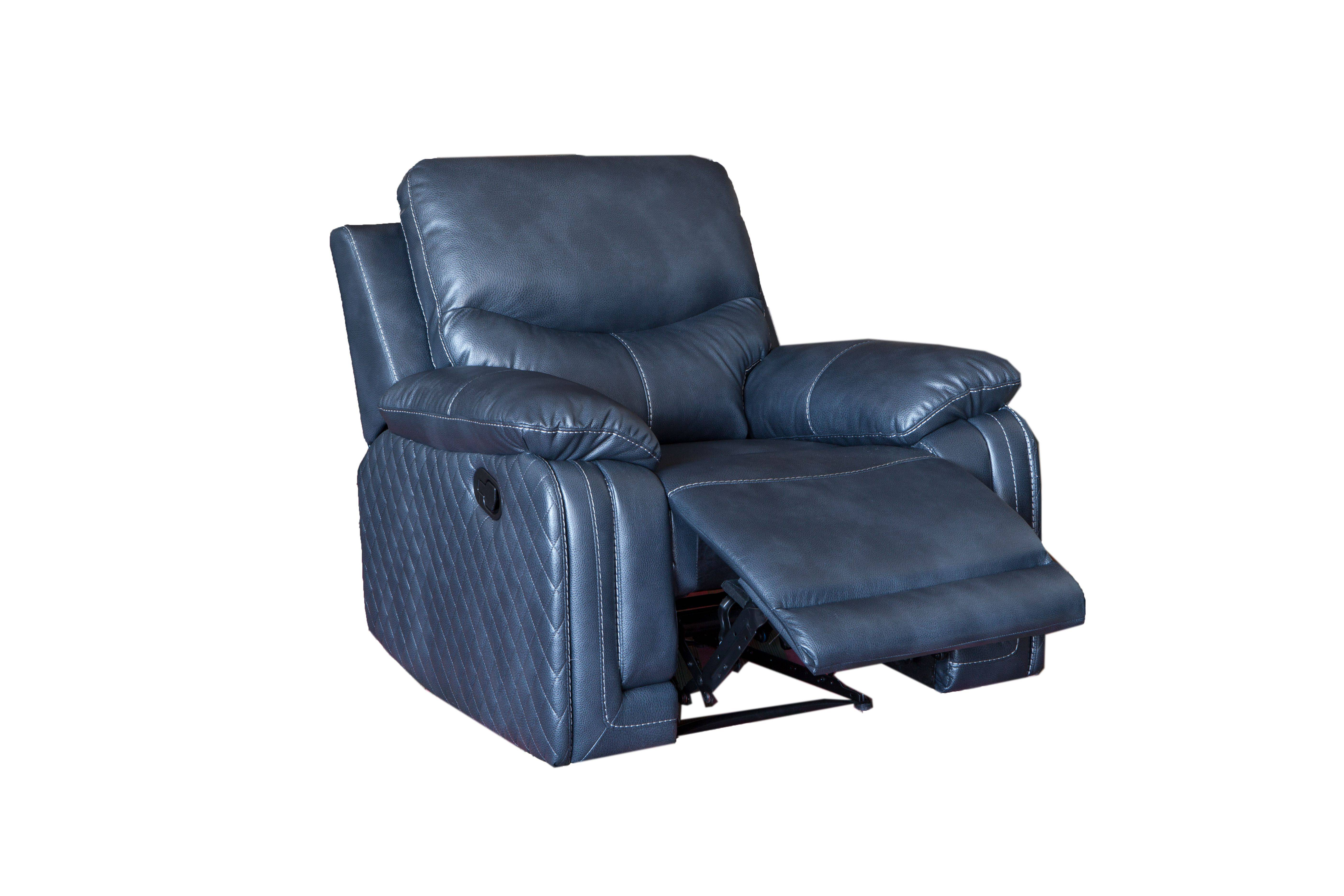 China modern relaxing custom leather recliner chair,fancy sofa chair