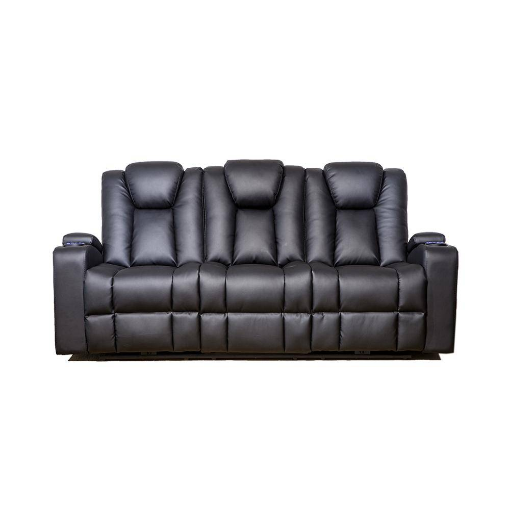 American style fancy recliner sofa,living room sofas
