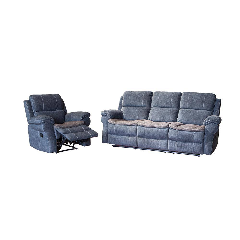 Newest best selling home furniture fabric corner modern sofa set