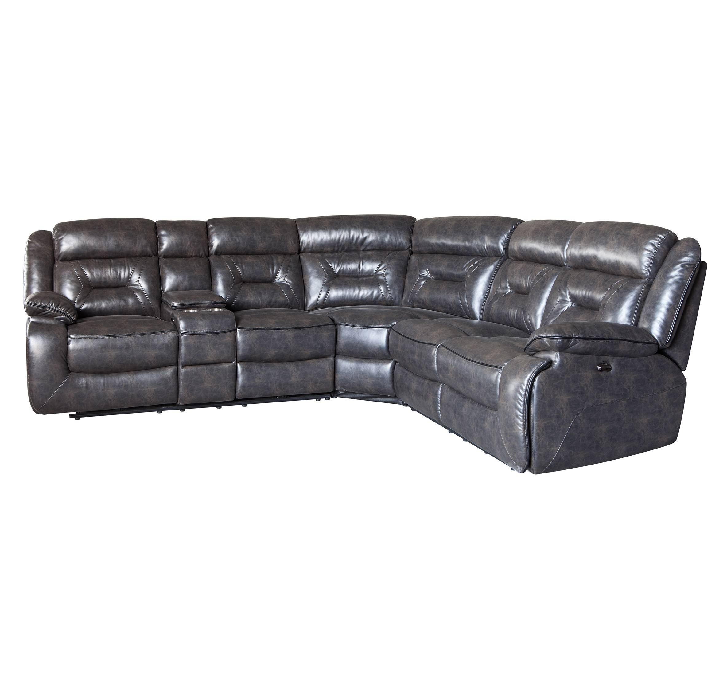 China OEM Sectional Leather Rocker chiar -