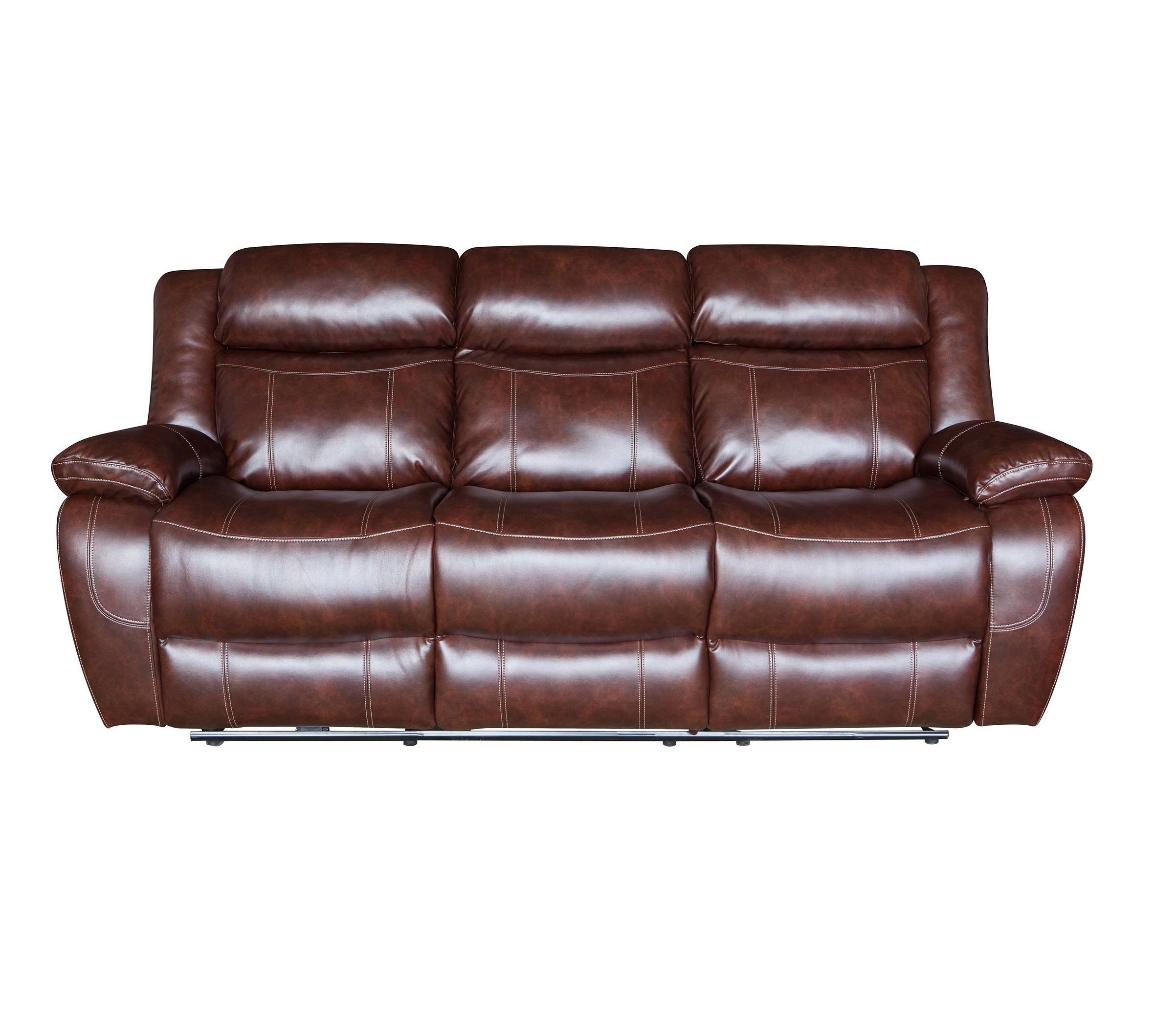 High quality leather home furniture luxury 1 2 3 sofa set Featured Image
