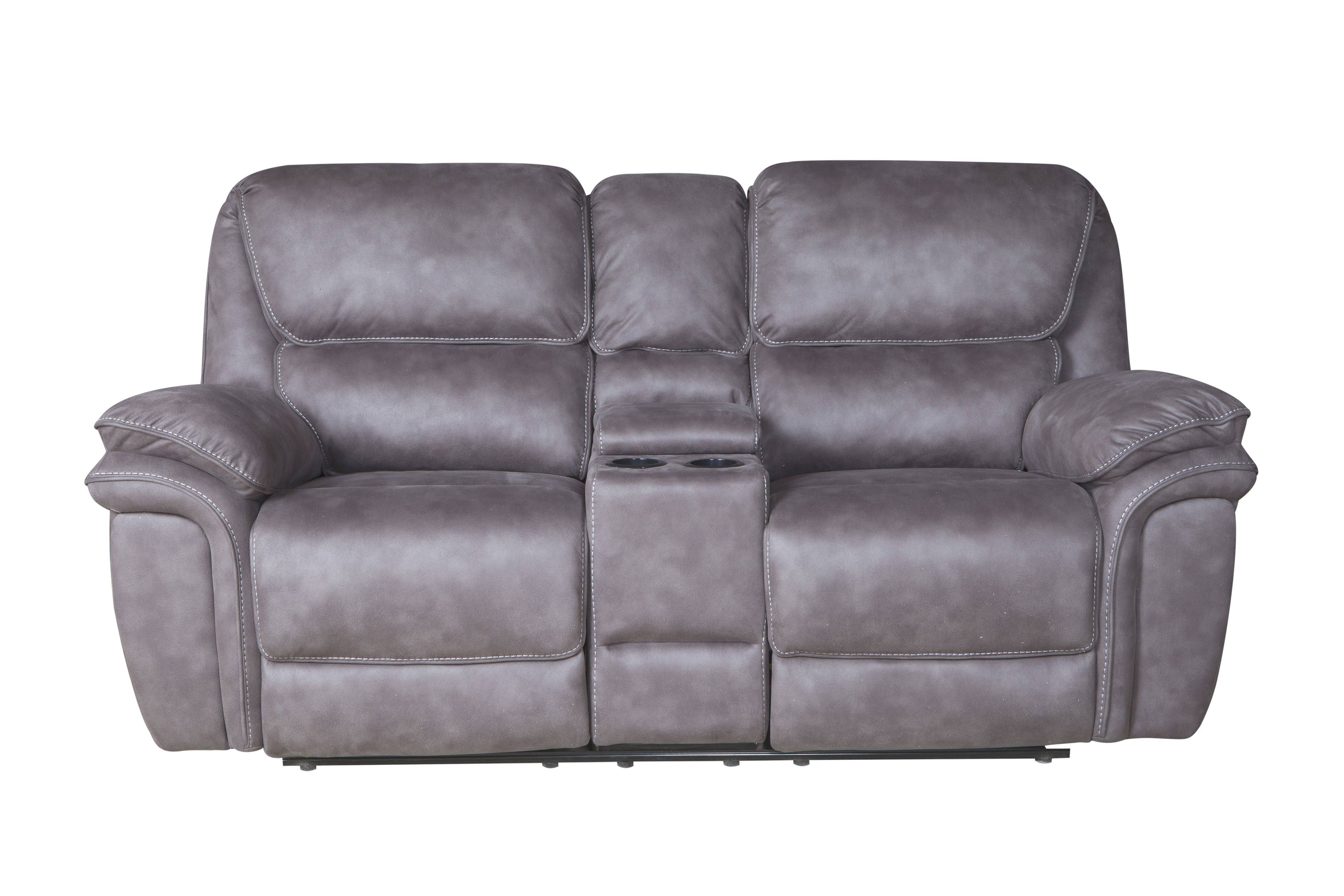 2019 living room furniture lounge recliner sofa with cup holder