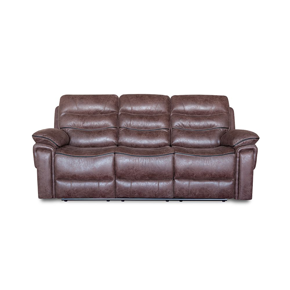 Chinese pabrik suppler kulit elektrik manual sofa recliner