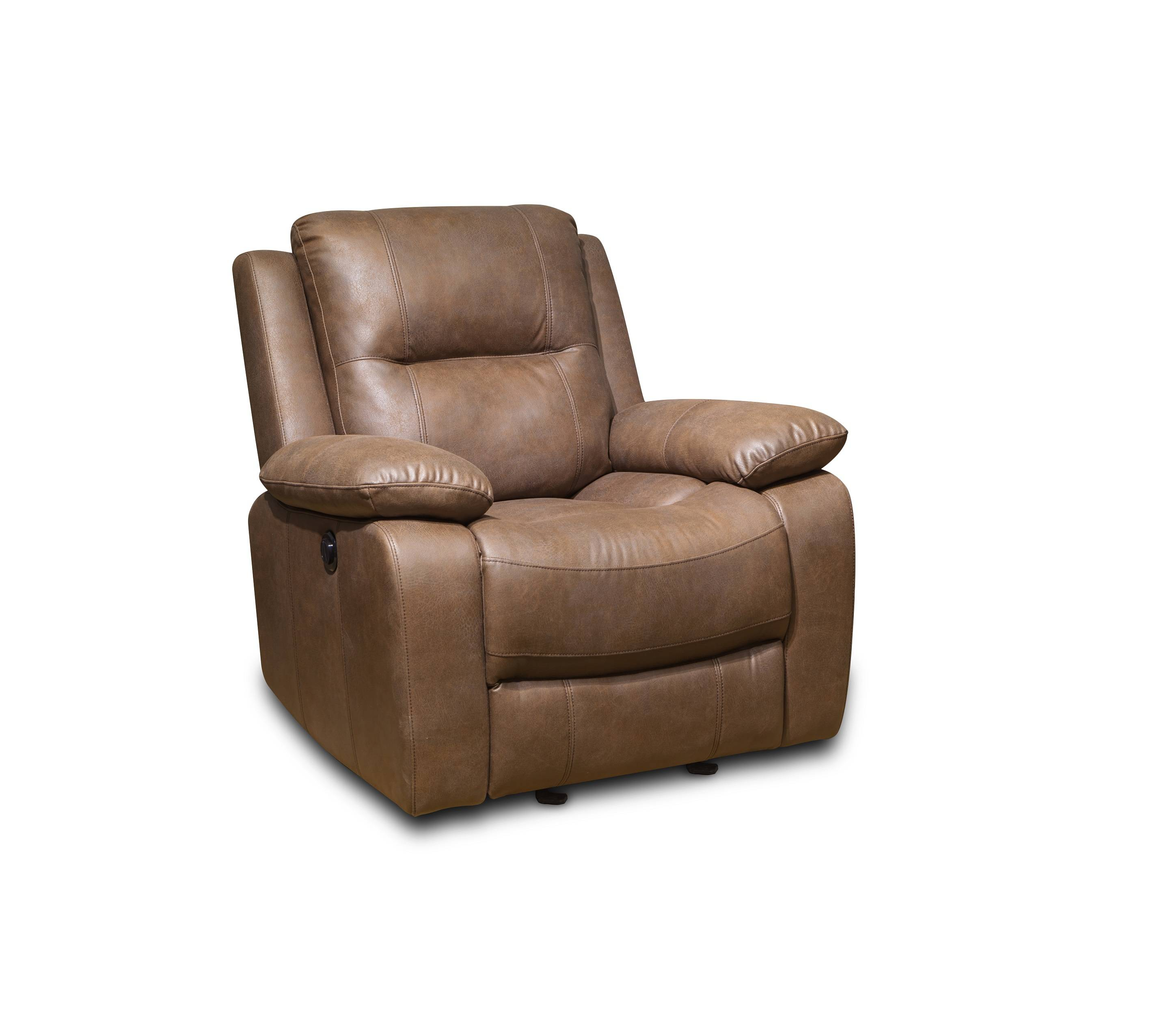 Fancy living room furniture electric rocking recliner sofa chair