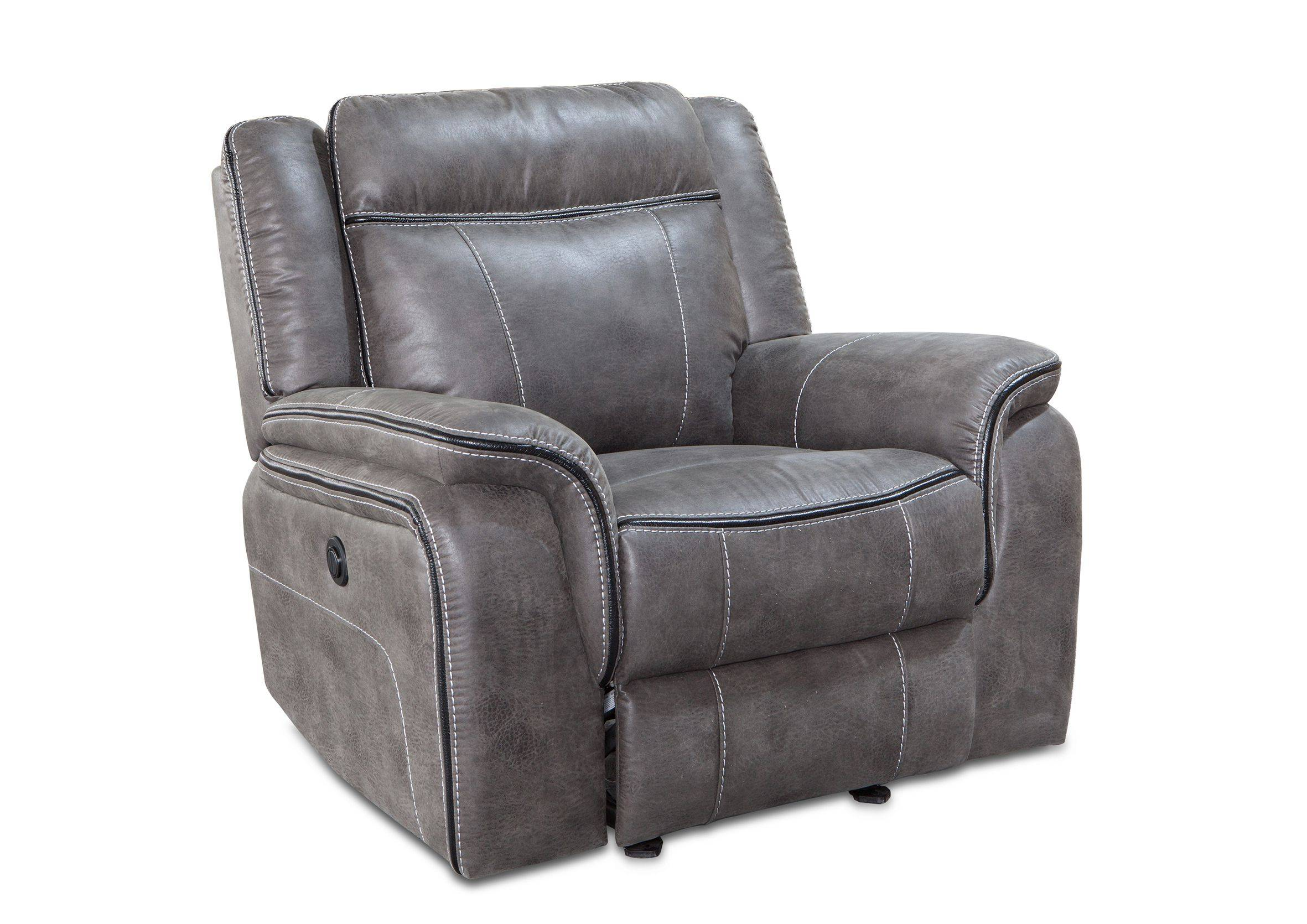 China Best Selling 3 Seat Recliner chair Simple design