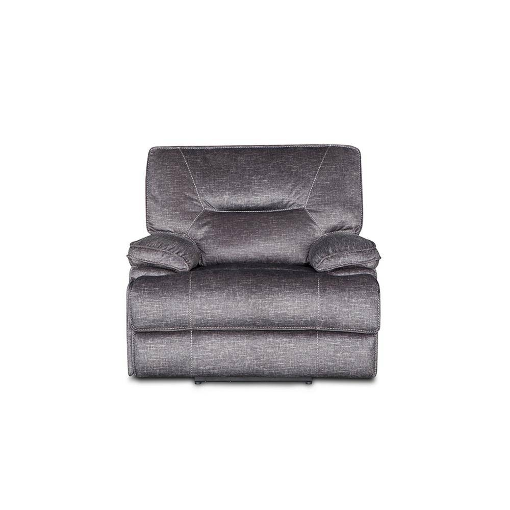 Grey Lounge fabric sofa chair for living room