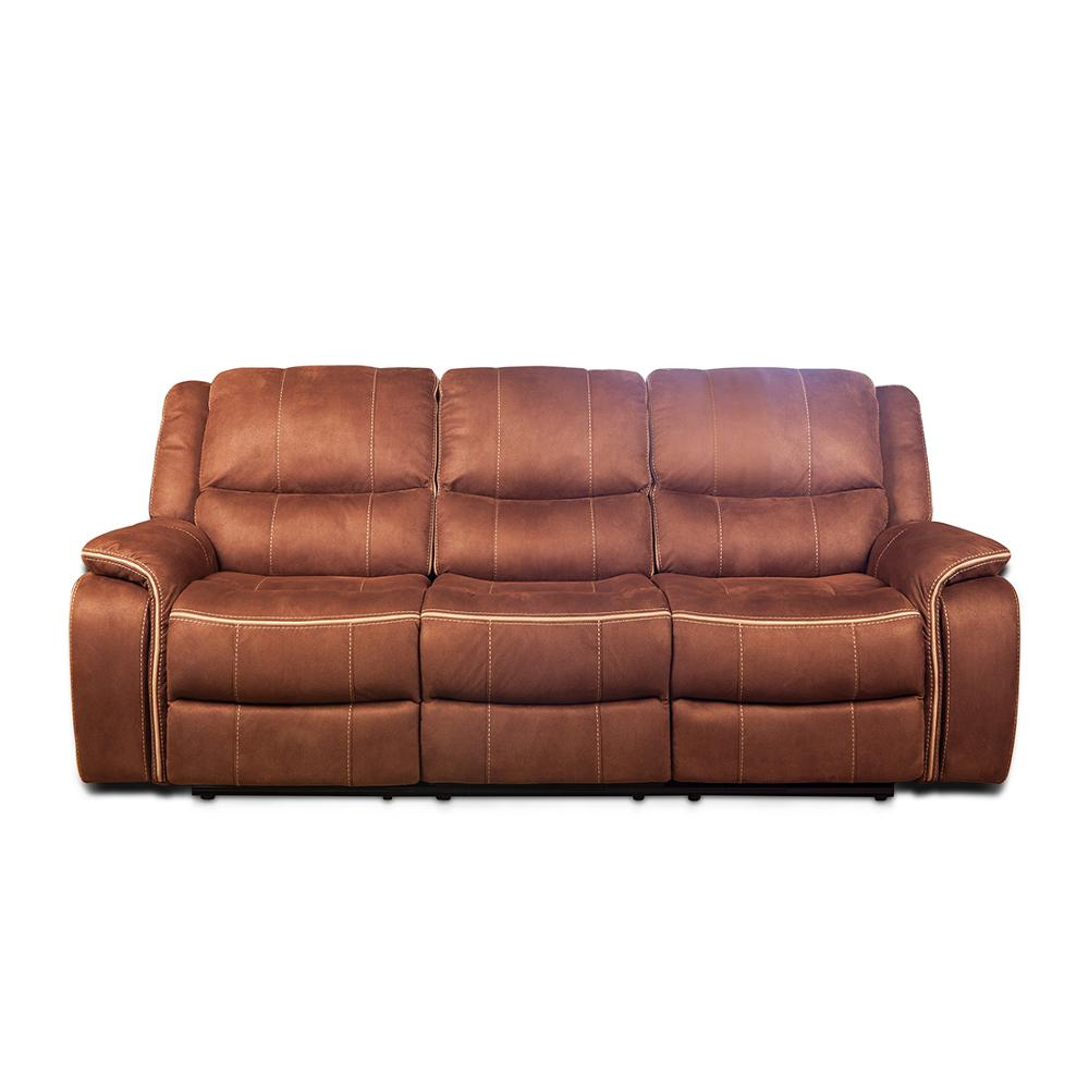 Lazy boy comfortable high quality leather modern recliner sofa