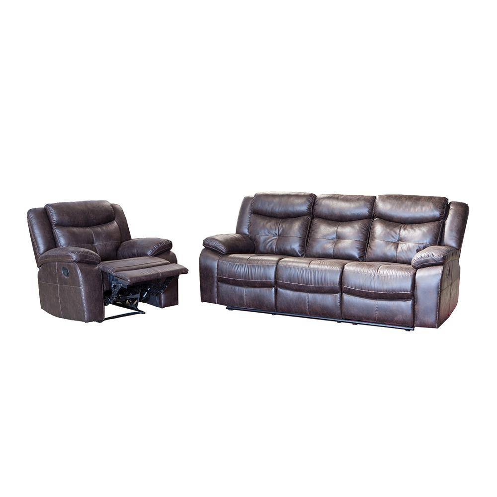 Europe classic on sale competitive price cheap leather sofa corner recliner